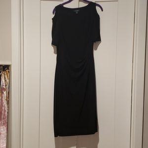 LIGHTLY WORN Lauren RALPH LAUREN size 12 dress